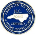 The Raleigh Home Inspector is a member of NCASHI
