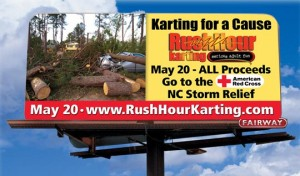 Support Karting For A Cause