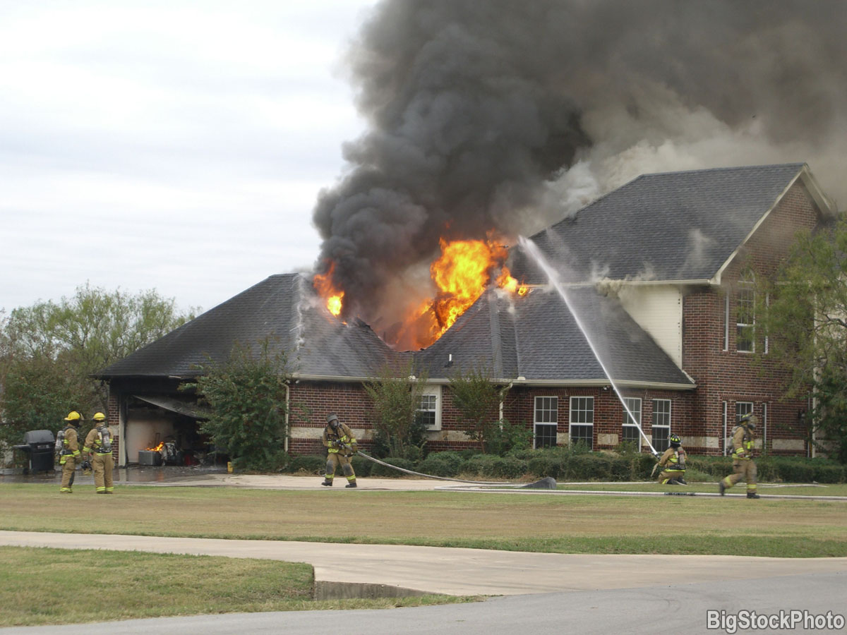 Fire safety tips for every home fire prevention tips for Fire safety house
