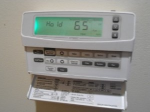 Raleigh Home Inspector Programmable Thermostat
