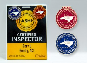 Gary Gentry - Quality Residential Inspections | NCASHI Master Inspector By Review